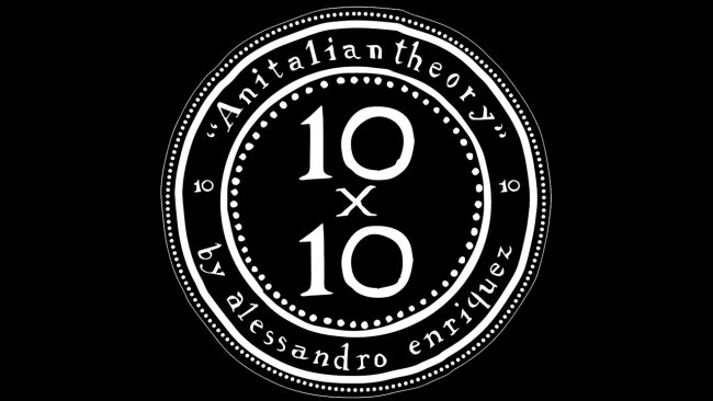 10x10 An Italian Theory symbole