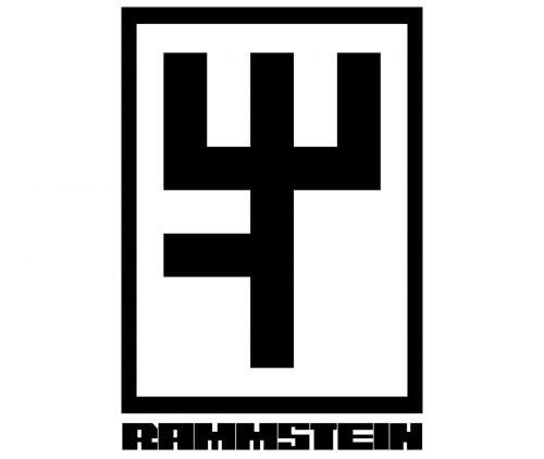 Rammstein Logo 1994