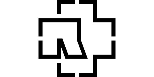Rammstein Logo 2004