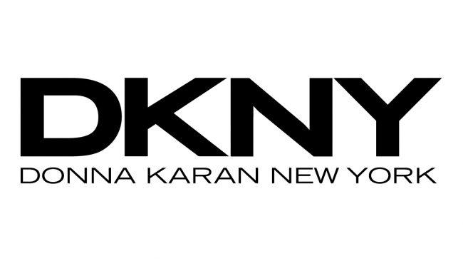 emblème DKNY