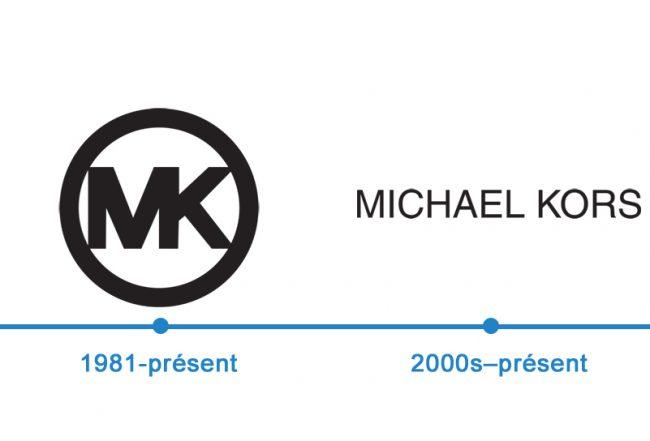 histoire logo Michael Kors