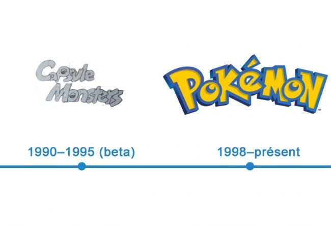 histoire logo Pokemon
