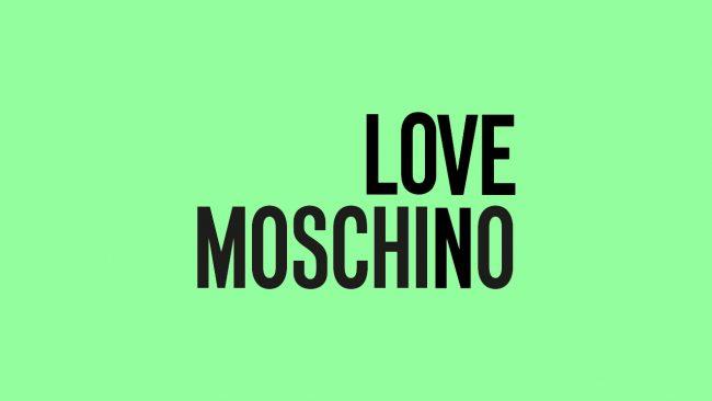 Emblème Love Moschino