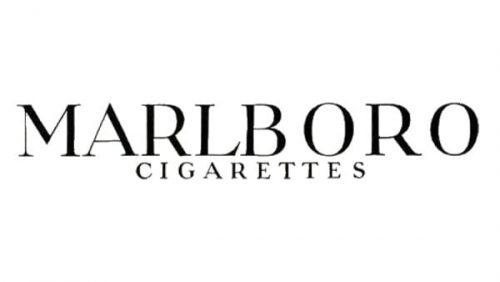 Marlboro Logo 1924