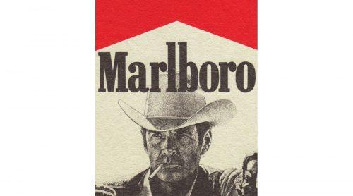 Marlboro Logo 1954