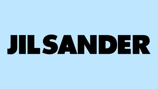 emblème Jil Sander Navy