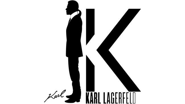 emblème Karl Lagerfeld