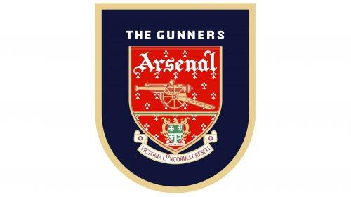 Arsenal Logo 1996