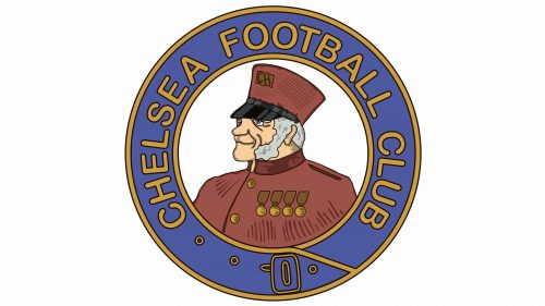 Chelsea Logo 1905