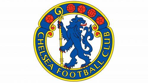Chelsea Logo 1953