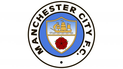 Manchester City Logo 1981