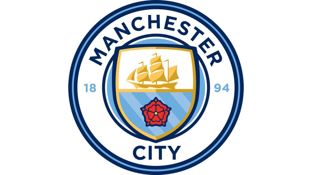 Manchester City logo - Marques et logos: histoire et ...
