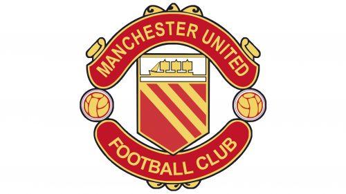 Manchester United Logo 1970