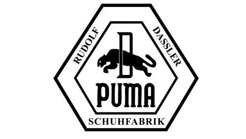 Puma Logo 1951