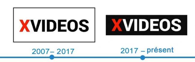 histoire logo Xvideos