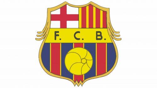Barcelona Logo 1920