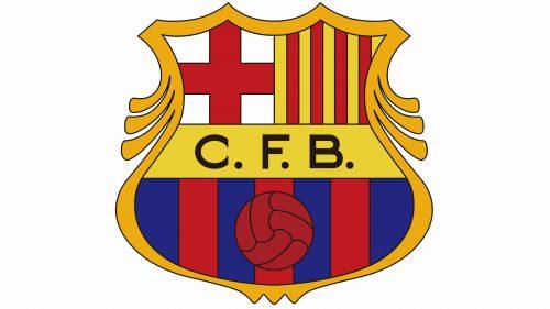 Barcelona Logo 1960