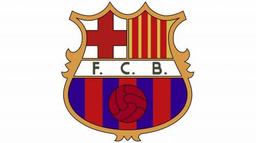 Barcelona Logo 1974