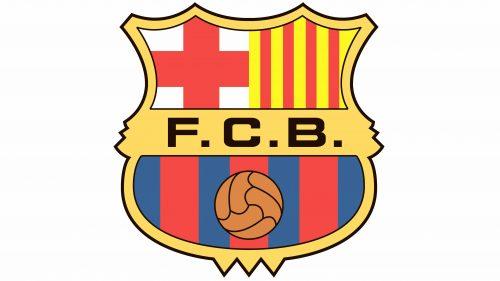 Barcelona Logo 1975