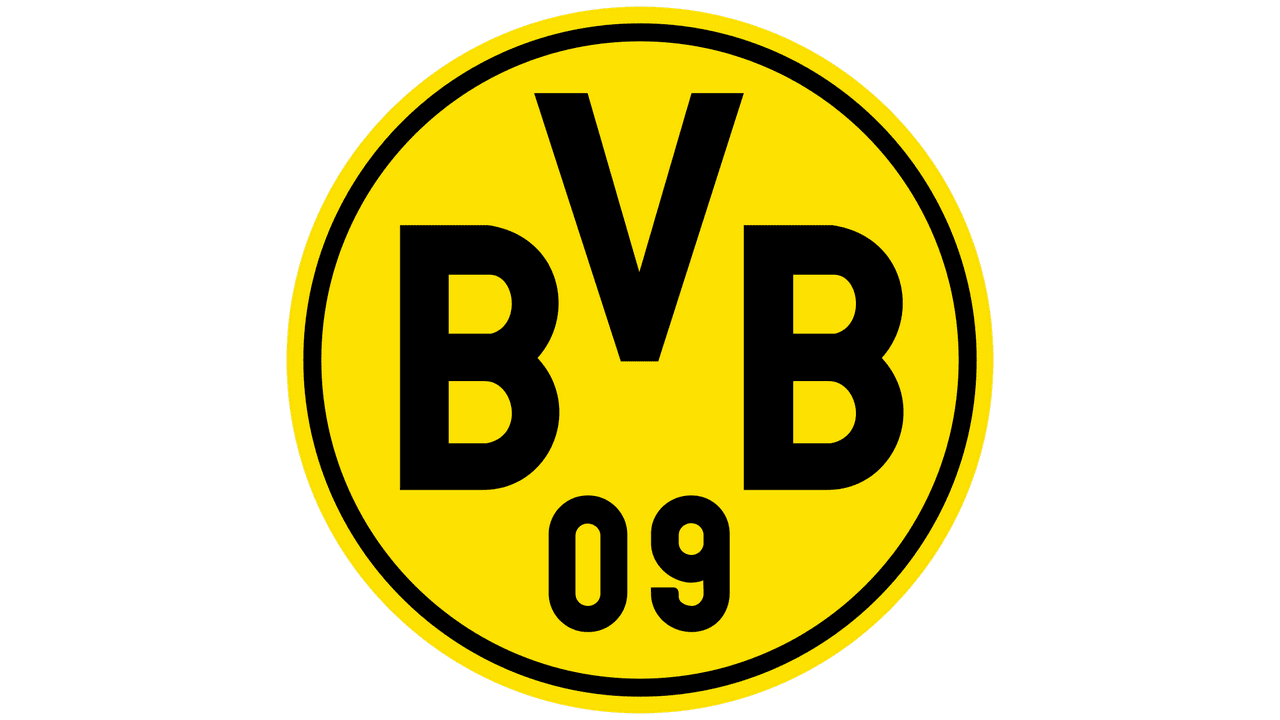 Borussia Dortmund logo - Marques et logos: histoire et ...