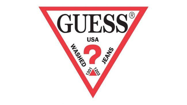 Guess Emblème