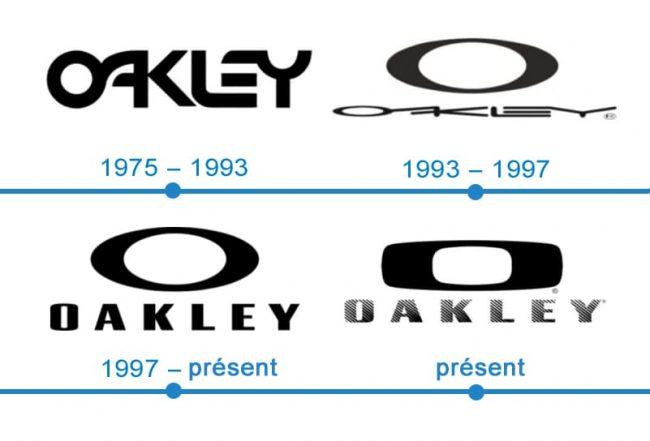 histoire logo Oakley