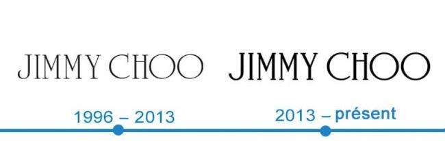 histoire logo Jimmy Choo