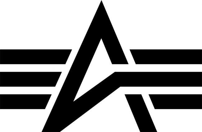 Alpha industries Emblème