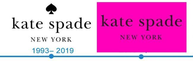 histoire logo Kate Spade