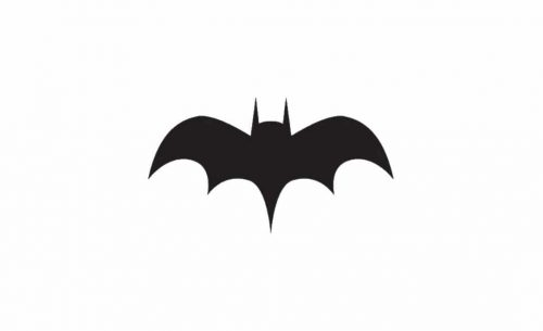Batman Logo 1950