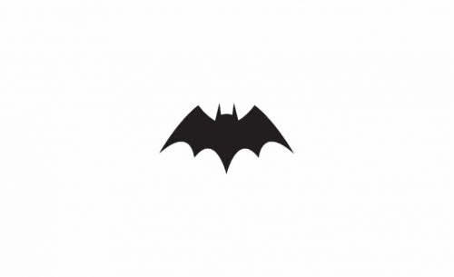 Batman Logo 1956