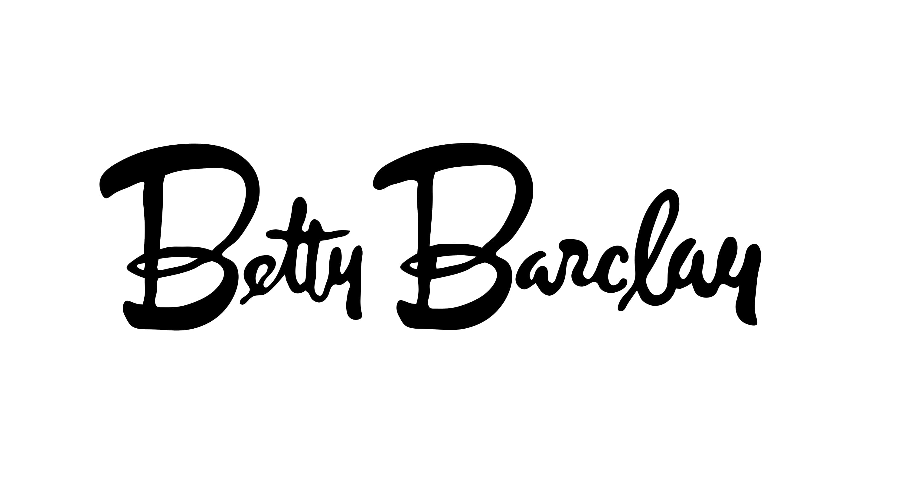 Betty Barclay logo - Marques et logos: histoire et signification | PNG