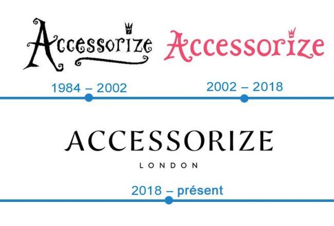 histoire logo Accessorize