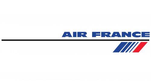 Air France Logo 1990