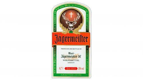 Jagermeister Logo 2011