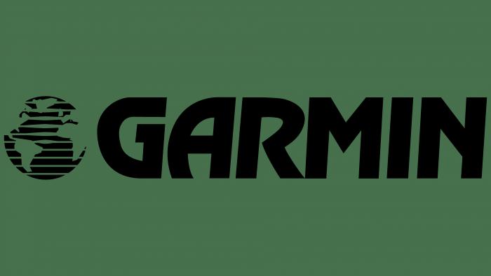 Garmin Logo 1989