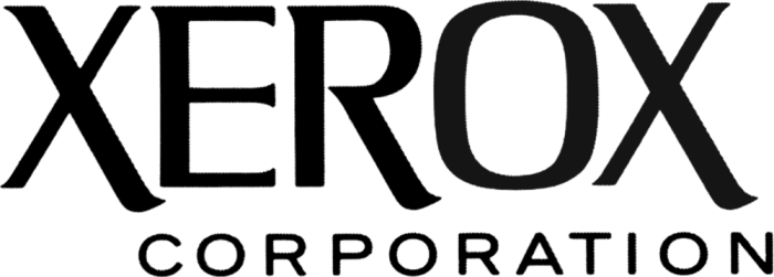 Xerox Logo 1960