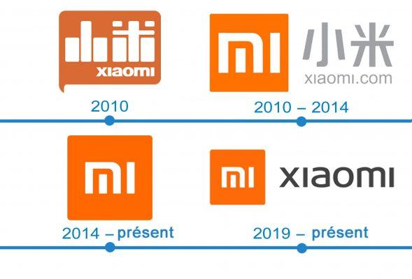histoire logo Xiaomi