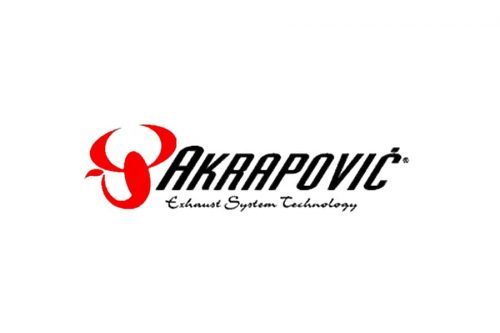 Akrapovic Logo 1990