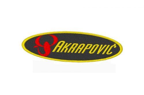 Akrapovic Logo 2000