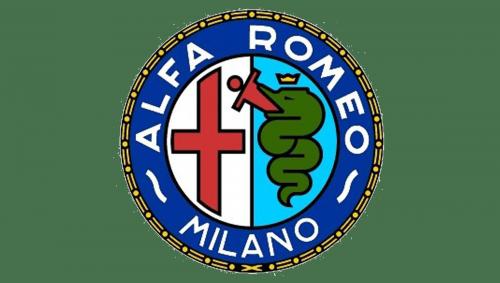 Alfa Romeo Logo-1950