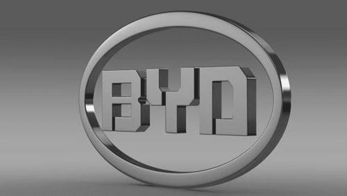 BYD Embleme