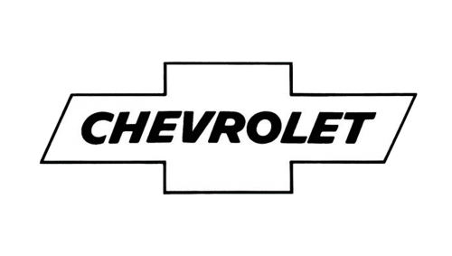 Chevrolet Logo-1964