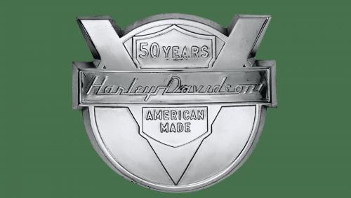 Harley-Davidson Logo-1953