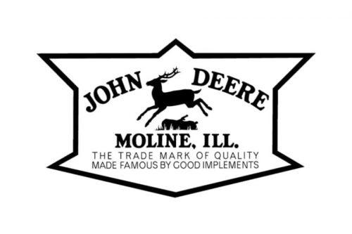 John Deere Logo 1936