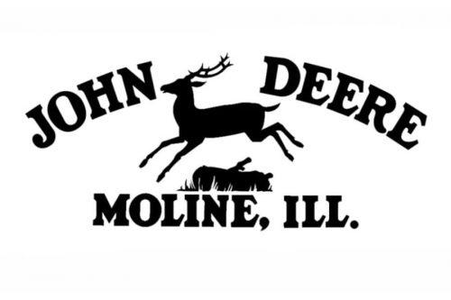 John Deere Logo 1937