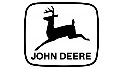John Deere Logo 1968
