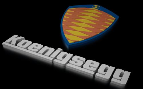 Koenigsegg Embleme