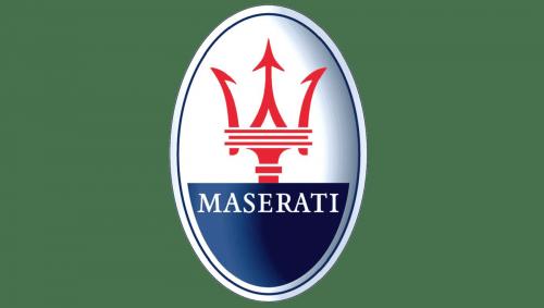 Maserati Logo-2006