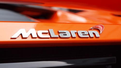 McLaren Embleme